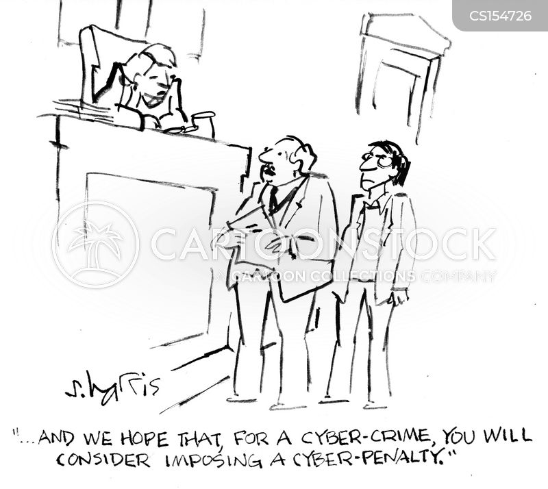sentencings cartoon