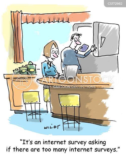 questionnaire cartoon