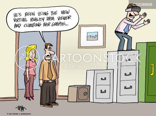 analytics cartoon