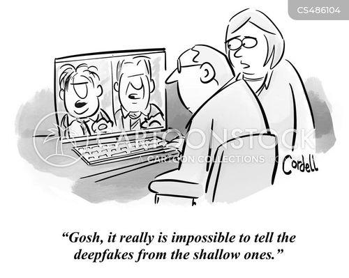 deepfake cartoon