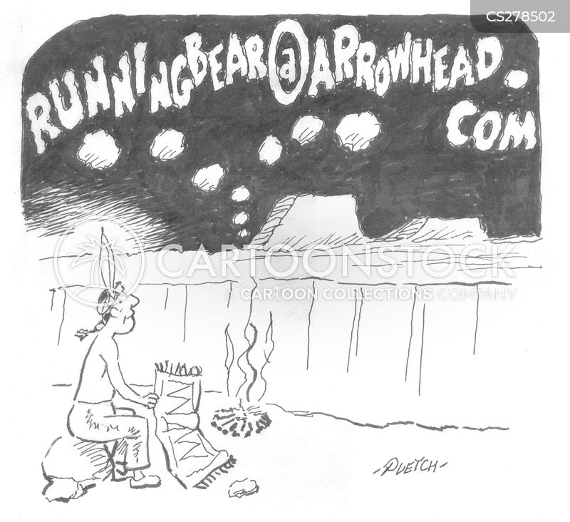 email addresses cartoon