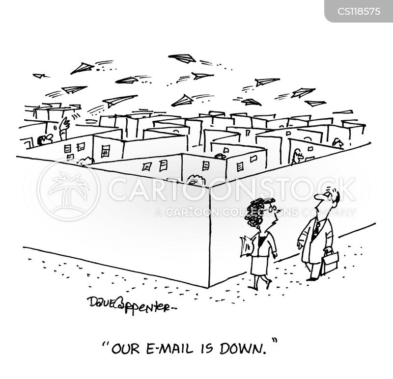 emailed cartoon