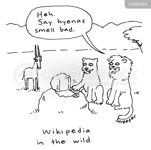 encyclopedias cartoon