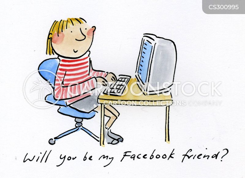 Facebook Friends cartoons, Facebook Friends cartoon, funny, Facebook Friends picture, Facebook Friends pictures, Facebook Friends image, Facebook Friends images, Facebook Friends illustration, Facebook Friends illustrations