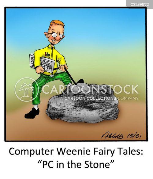 arthur myth cartoon