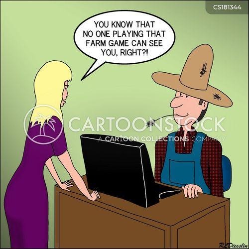 overdressed cartoon