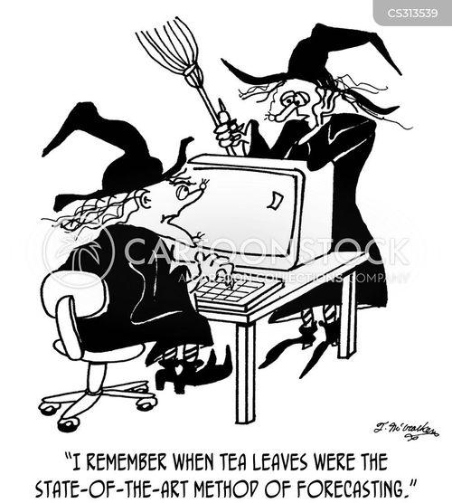 tea leaf cartoon