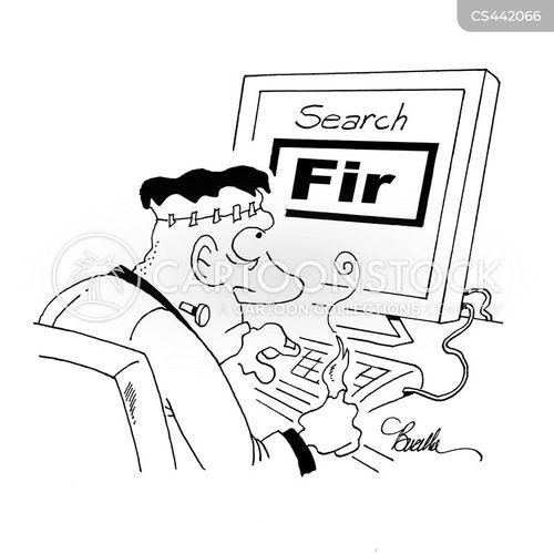 Doctor Frankenstein Cartoon 5 Of 36