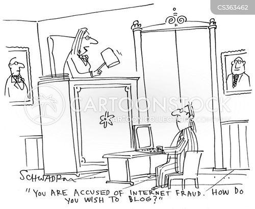 web blogs cartoon