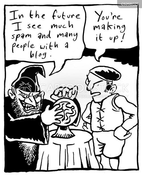 merlin cartoon