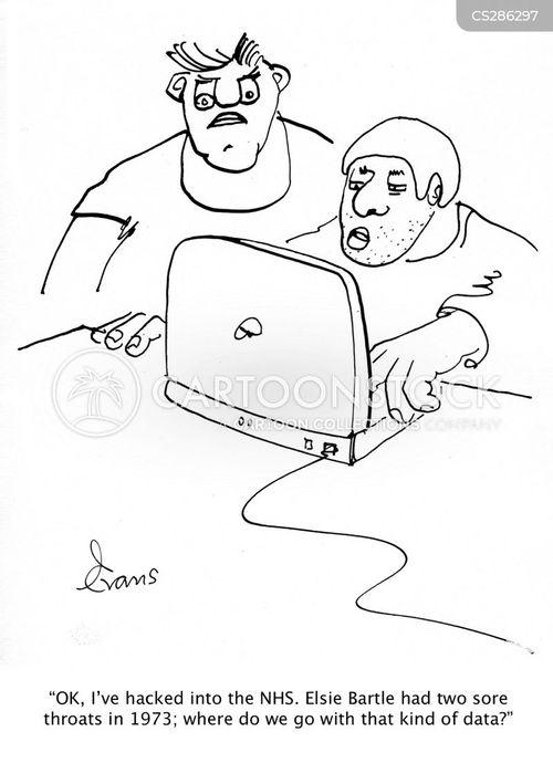 personal detail cartoon