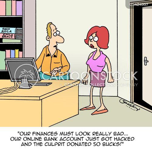 charity case cartoon
