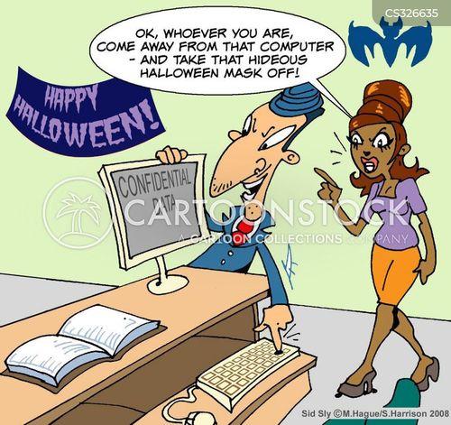 happy halloween cartoon 1 of 2 - Happy Halloween Cartoon Pics