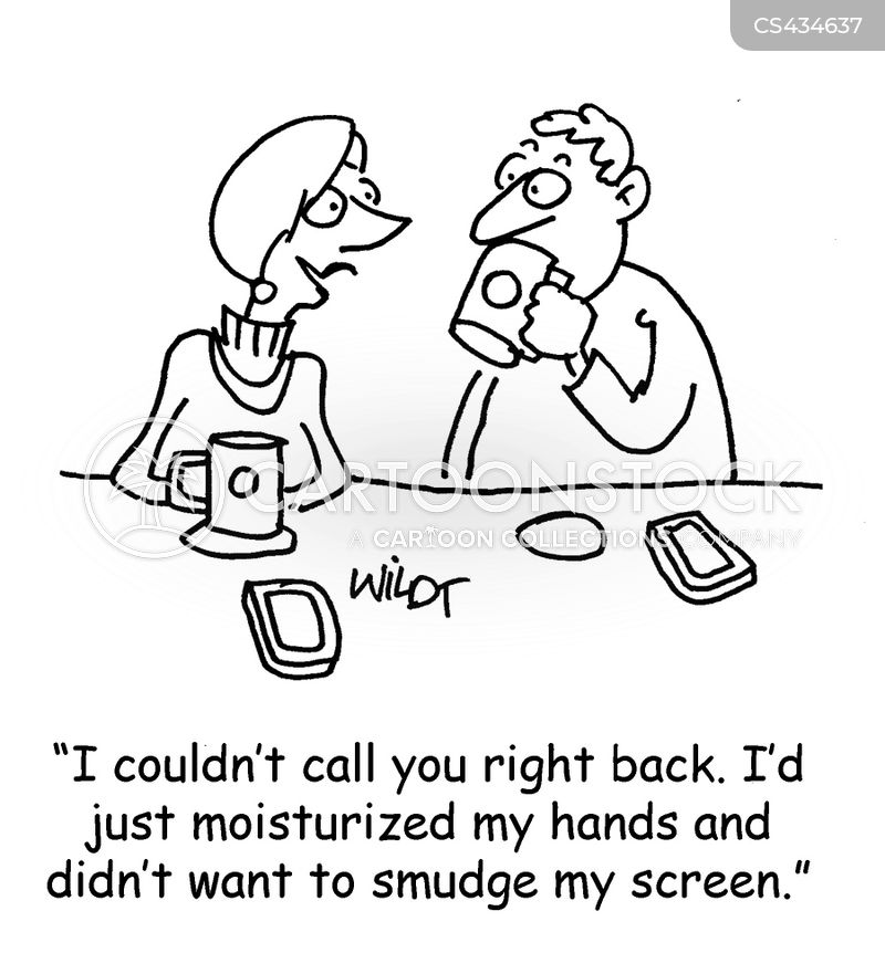 moisturizing cartoon