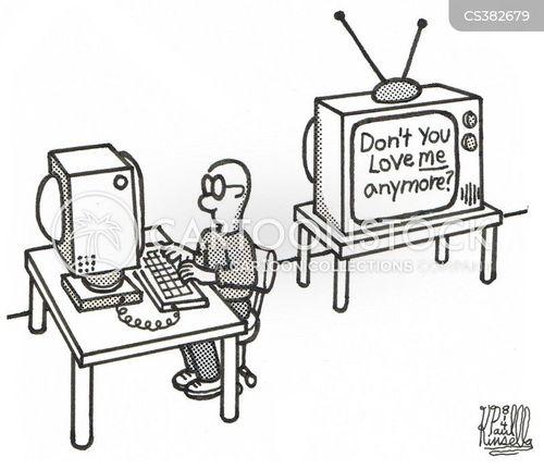 neglects cartoon