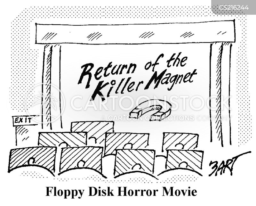 erased cartoon