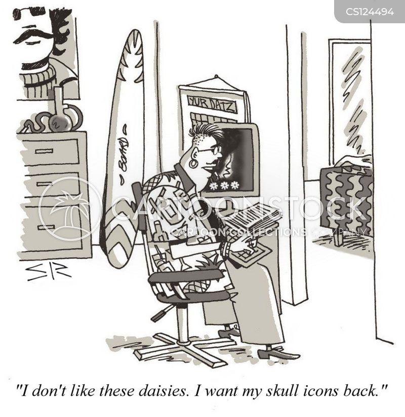 frat cartoon