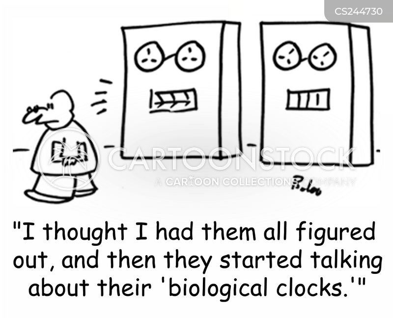 Biological Clocks cartoons, Biological Clocks cartoon, funny, Biological Clocks picture, Biological Clocks pictures, Biological Clocks image, Biological Clocks images, Biological Clocks illustration, Biological Clocks illustrations