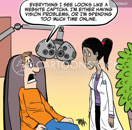 opthamologists cartoon
