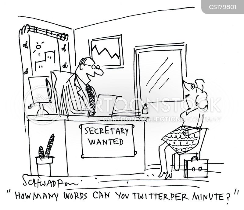 networked cartoon