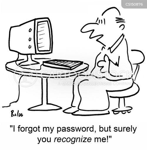 log on cartoon