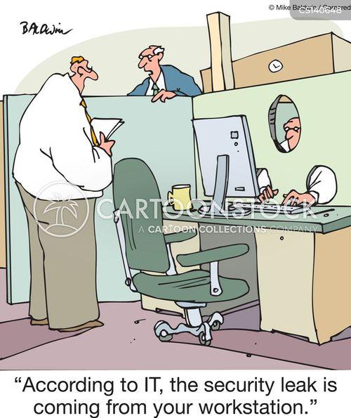 hacked cartoon