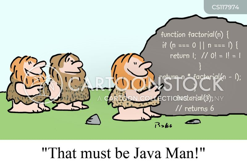 home erectus cartoon
