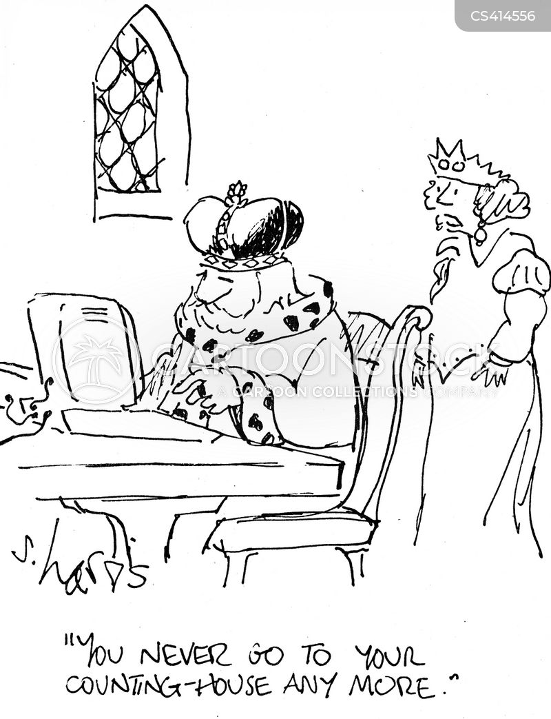 sing a song of sixpence cartoon