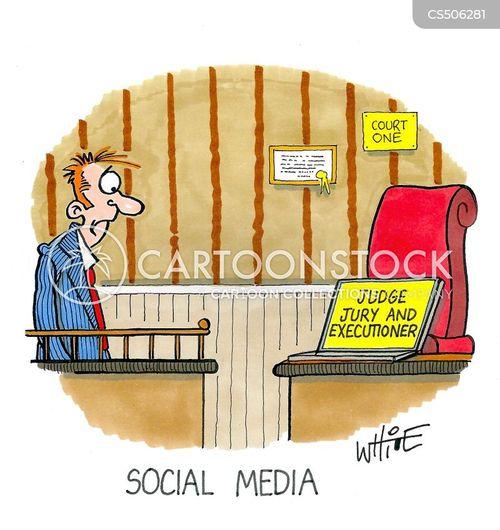 accuser cartoon
