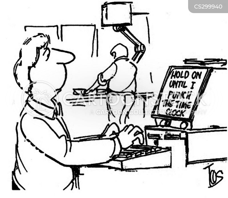 occupational safety cartoon