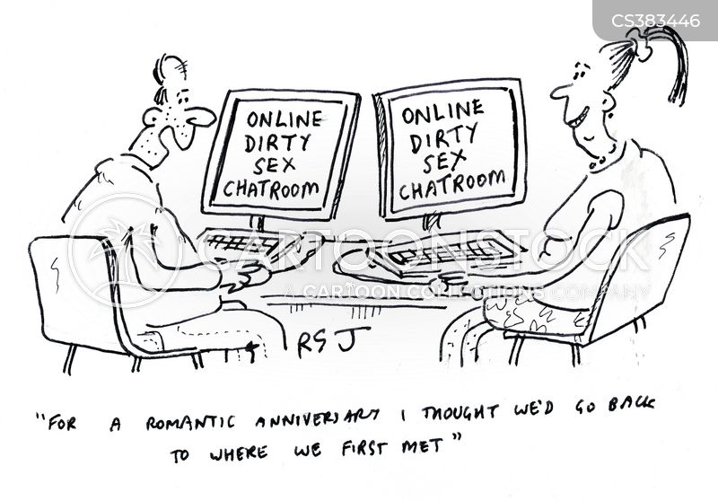 sociable cartoon