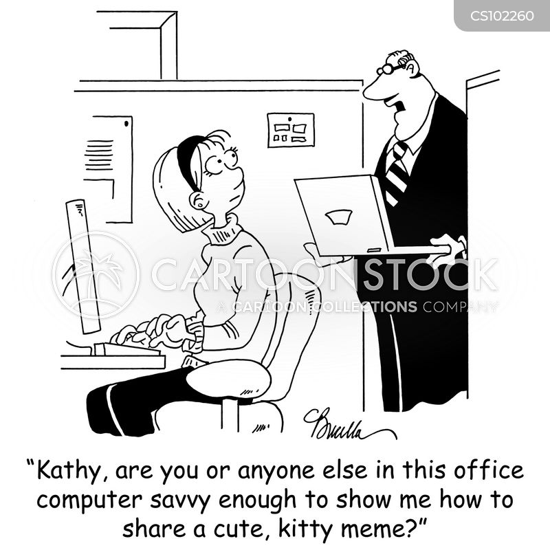 internet memes cartoon