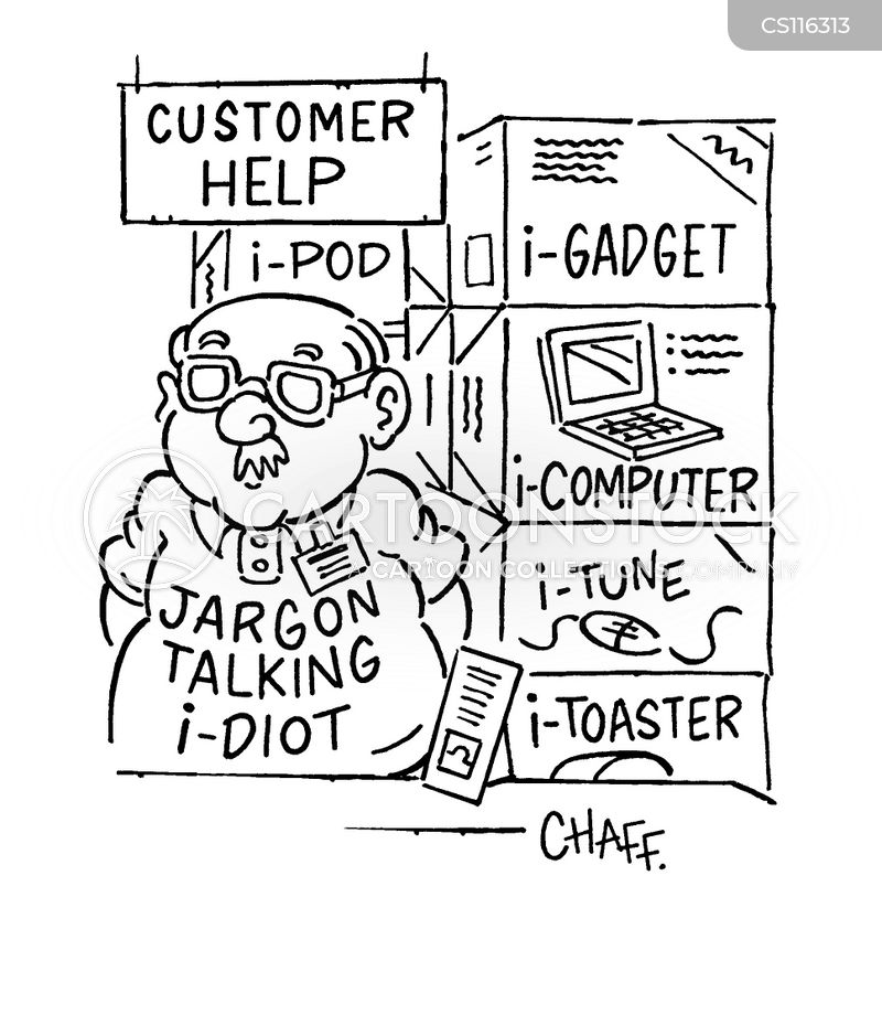 i-pod cartoon