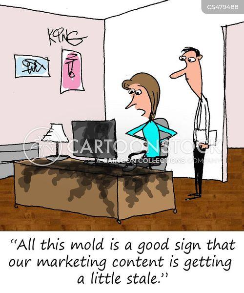 moldiness cartoon