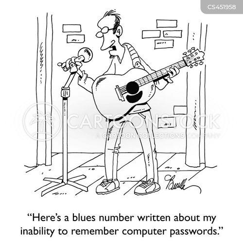 rhythm cartoon