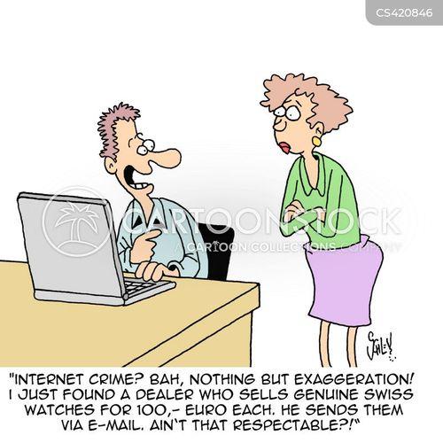 gullibleness cartoon