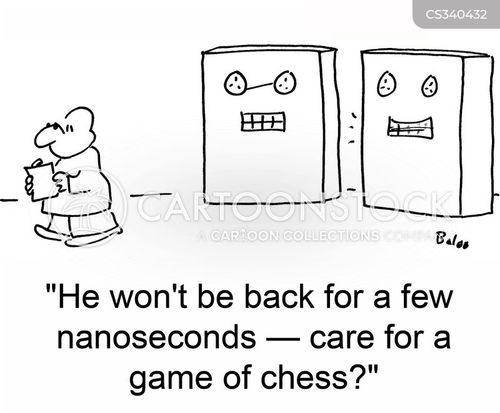 pass time cartoon