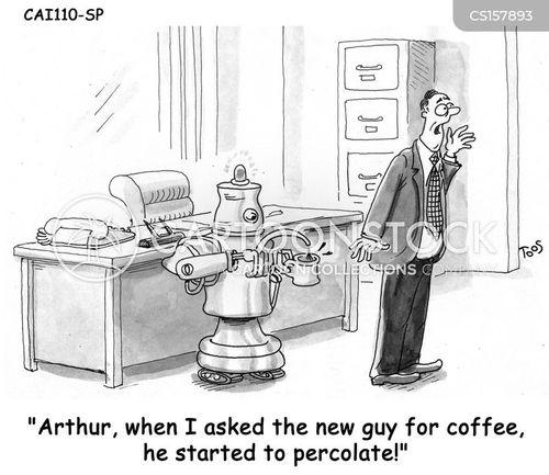 employement cartoon