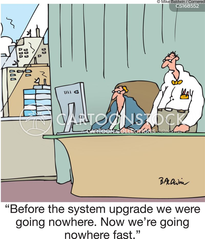 Upgrades Cartoon, Upgrades Cartoons, Upgrades Bild, Upgrades Bilder, Upgrades Karikatur, Upgrades Karikaturen, Upgrades Illustration, Upgrades Illustrationen, Upgrades Witzzeichnung, Upgrades Witzzeichnungen