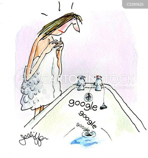 gurgle cartoon