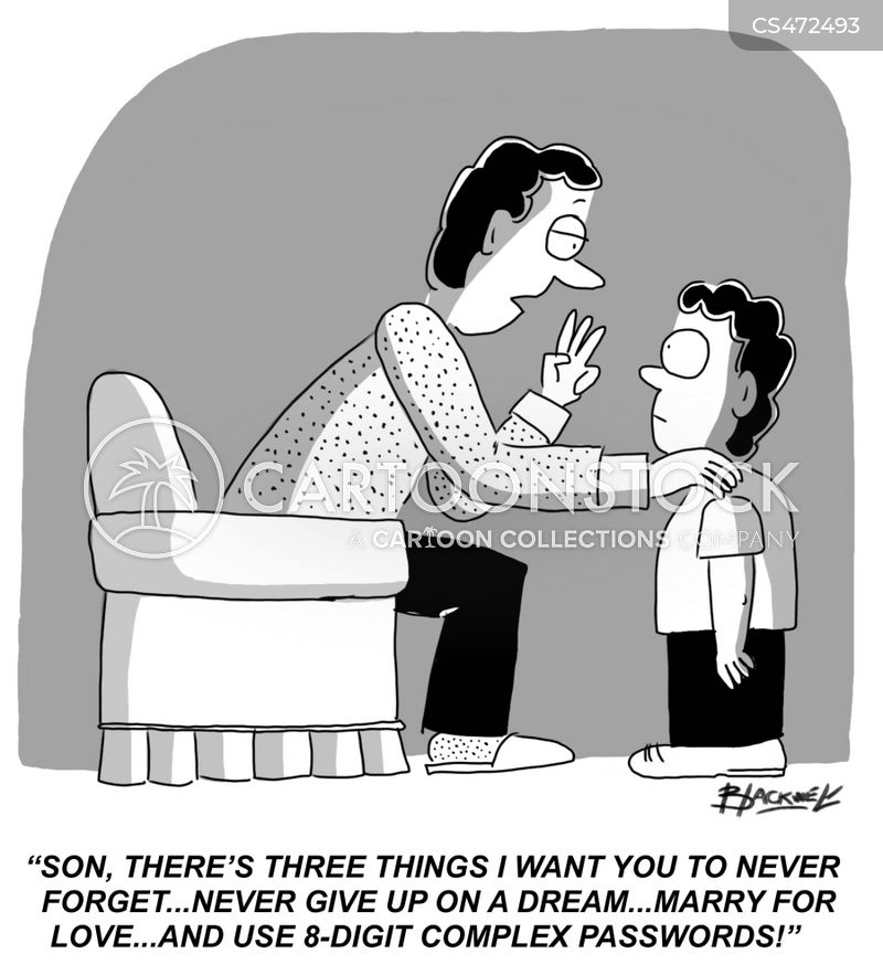 father son relationship cartoon