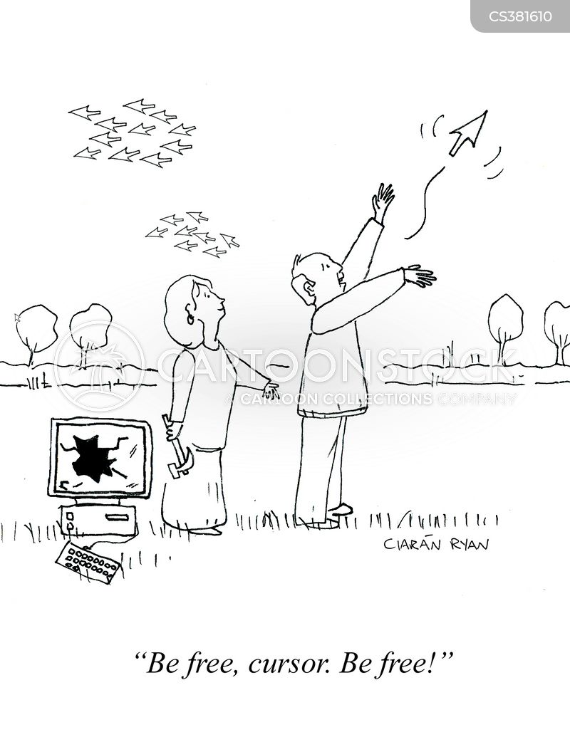 fly free cartoon