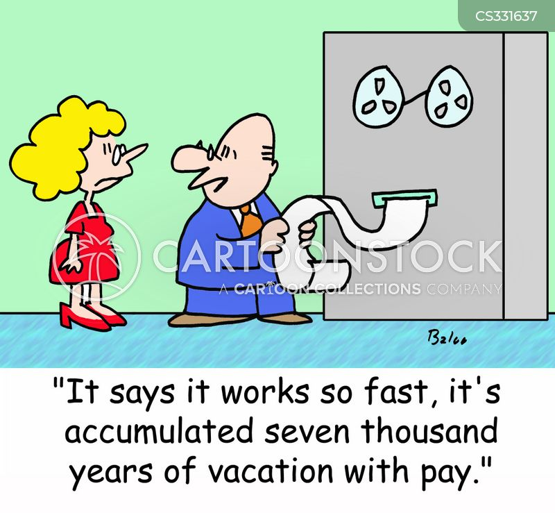 Vacation Pay Cartoons and Comics - funny pictures from ...