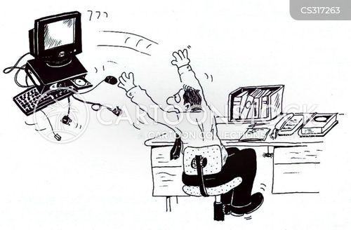 cd rom cartoon