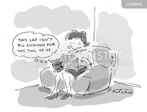 pc users cartoon
