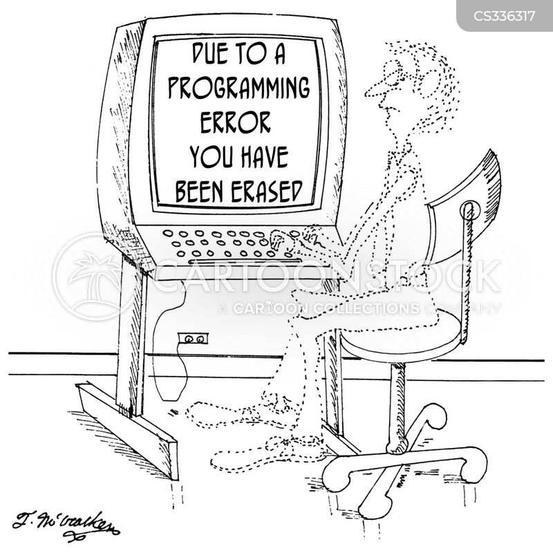 programming problems cartoon