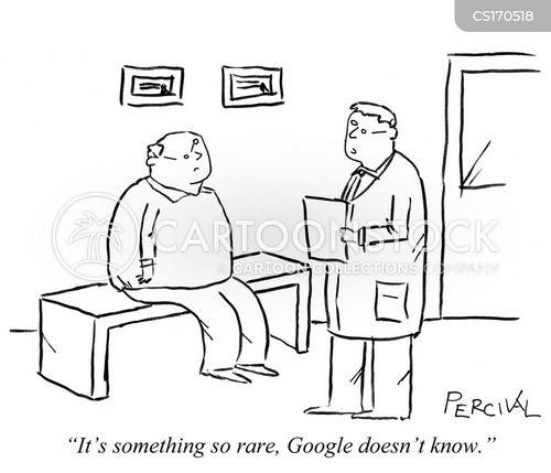 diagnostics cartoon