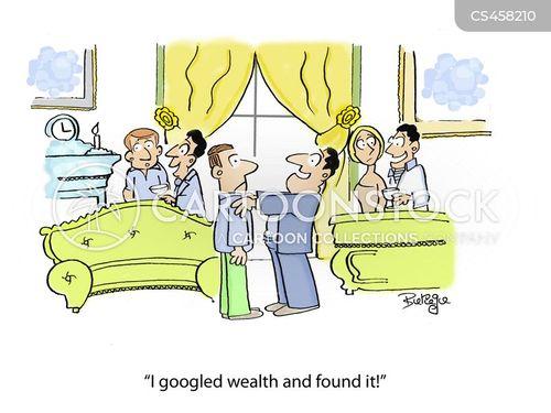 internet searches cartoon