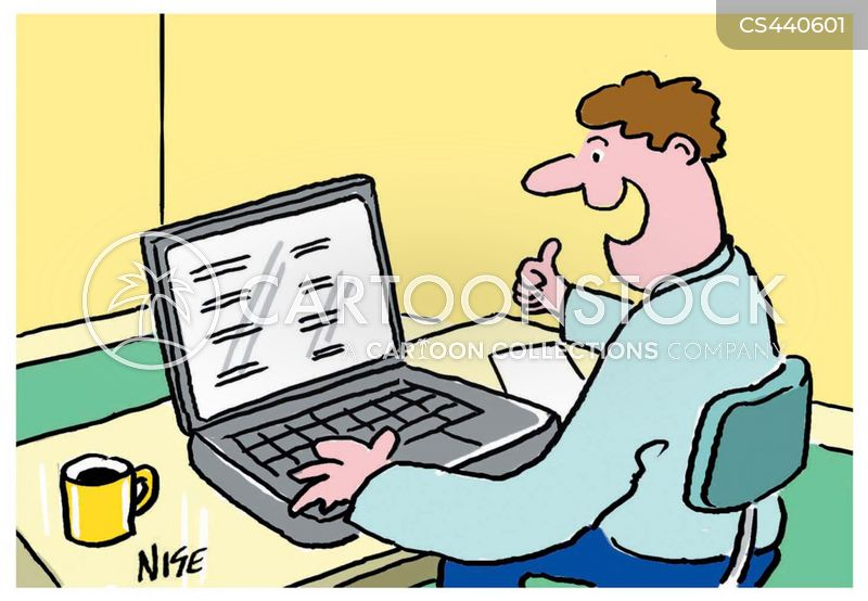 Online Search cartoons, Online Search cartoon, funny, Online Search ...