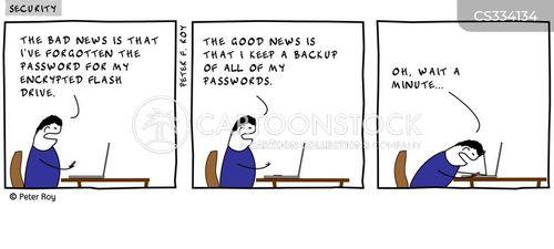 encrypt cartoon